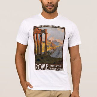 Rome by the Mont Cenis Express T-Shirt
