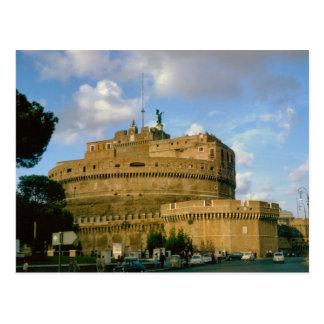 Rome, Castel S.Angelo Postcard