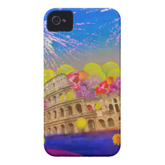 Rome celebrates season with tennis balls, flowers Case-Mate iPhone 4 case