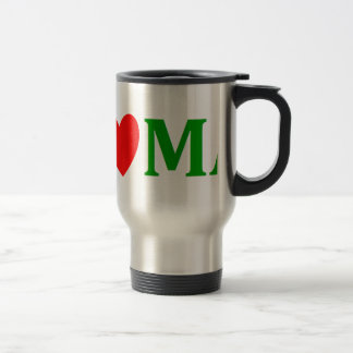 Rome Eternal City Travel Mug