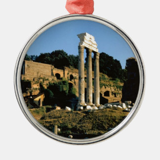 Rome, Foro Romano, 1956 Metal Ornament