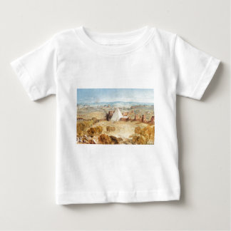 Rome From Monte Testaccio by William Turner Baby T-Shirt