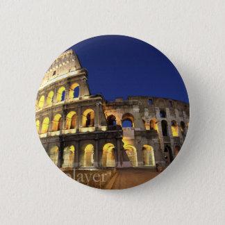 Rome - GalleryPlayer 2 Inch Round Button