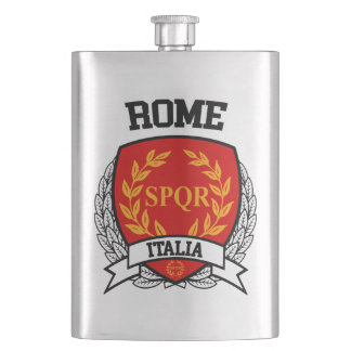 Rome Hip Flask