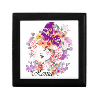Rome in Woman Gift Box