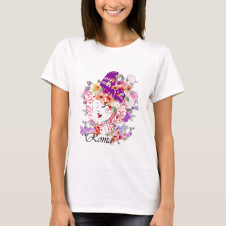 Rome in Woman T-Shirt