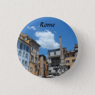 Rome, Italy 1 Inch Round Button