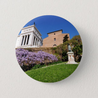 Rome, Italy 2 Inch Round Button