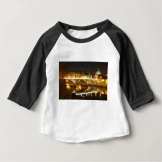 Rome, Italy at night Baby T-Shirt