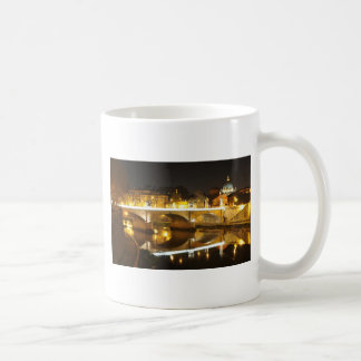 Rome, Italy at night Coffee Mug
