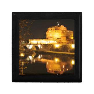 Rome, Italy at night Gift Box