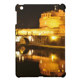 Rome, Italy at night iPad Mini Cover