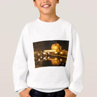 Rome, Italy at night Sweatshirt