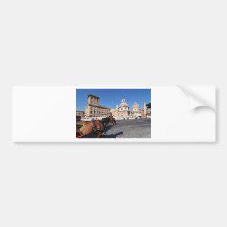 Rome, Italy Bumper Sticker