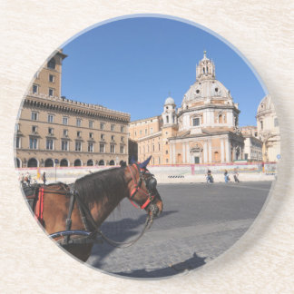 Rome, Italy Coaster