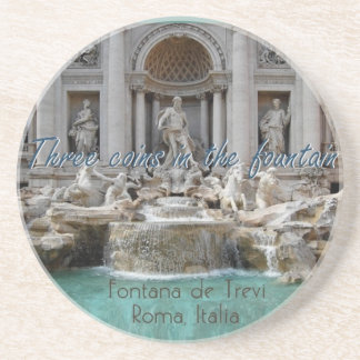 ROME Italy Coaster