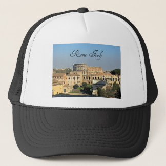 Rome, Italy - Colosseum Trucker Hat