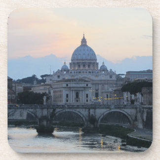 Rome, Italy Beverage Coasters