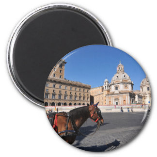 Rome, Italy Magnet