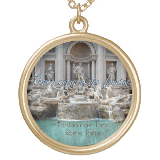 ROME Italy Necklace