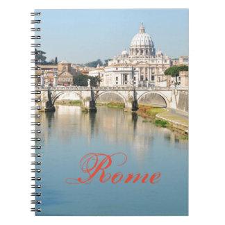 Rome, Italy Notebook