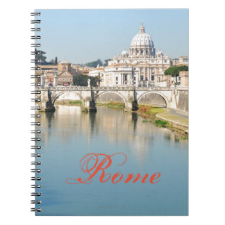 Rome, Italy Notebooks