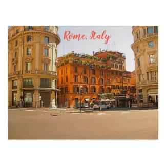 Rome Italy Postcard