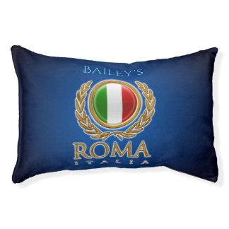 Rome, Italy Small Dog Bed