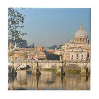 Rome, Italy Tile