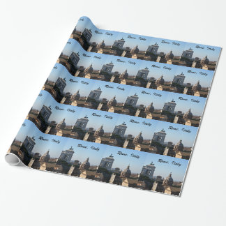 Rome, Italy Wrapping Paper