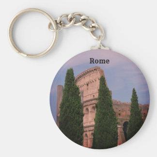 Rome Keychain