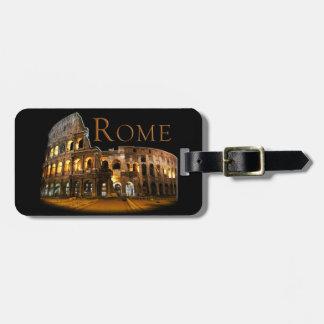 Rome Luggage Tag