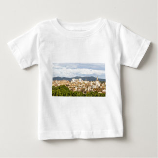 Rome panorma day in the summer baby T-Shirt