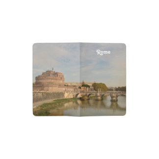 Rome Pocket Moleskine Notebook