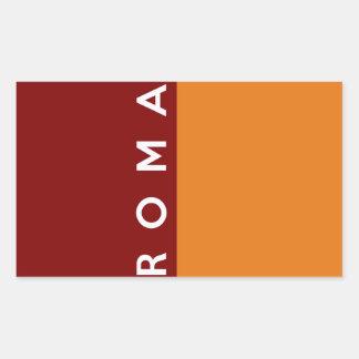 rome roma city flag italy country text name