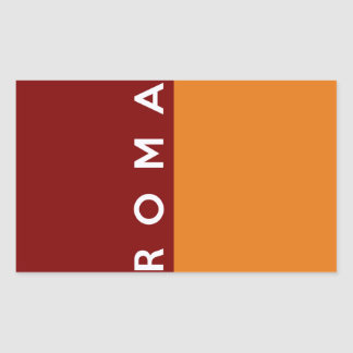 rome roma city flag italy country text name sticker