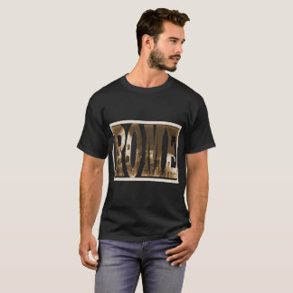 Rome: the Colosseum tshirt
