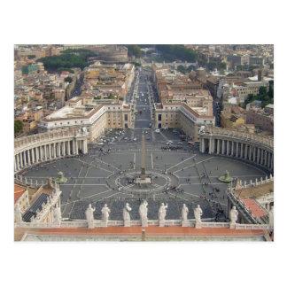 Rome - Vatican Postcard