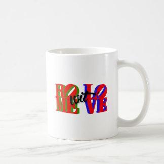 Rome wit' Love Accessories Coffee Mug