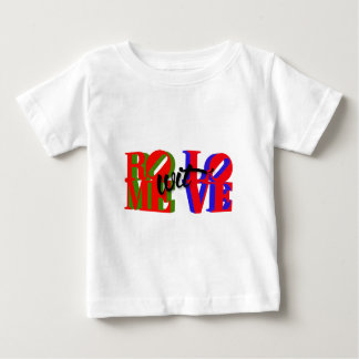 Rome wit' Love Apparel Baby T-Shirt
