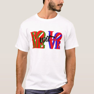 Rome wit' Love Apparel T-Shirt