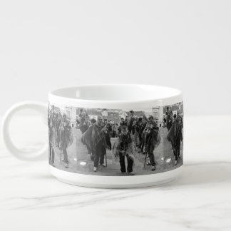 Romeiros pilgrims bowl