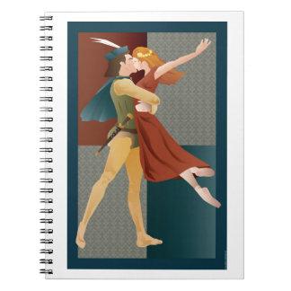 Romeo and Juliet, ballet Notebook