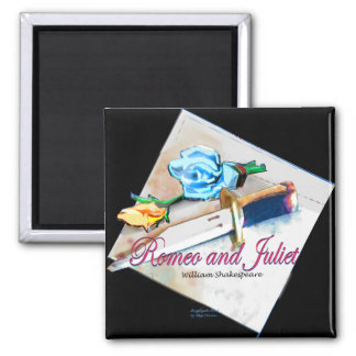Romeo and Juliet Magnet