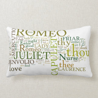 Romeo and Juliet Pillow