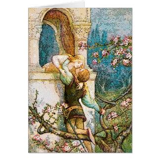 ROMEO AND JULIET VINTAGE.jpg Card