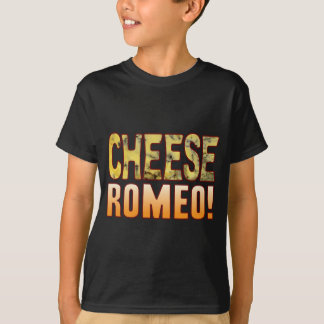 Romeo Blue Cheese T-Shirt