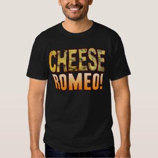 Romeo Blue Cheese T-shirts