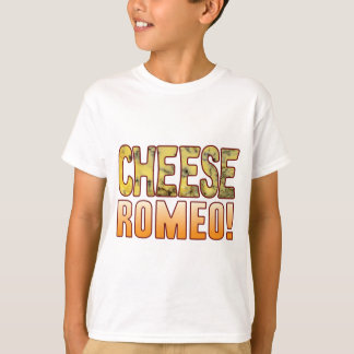 Romeo Blue Cheese Tee Shirt