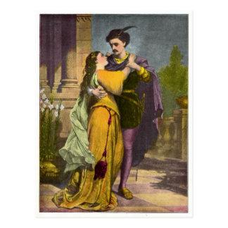 Romeo & Juliet Postcard